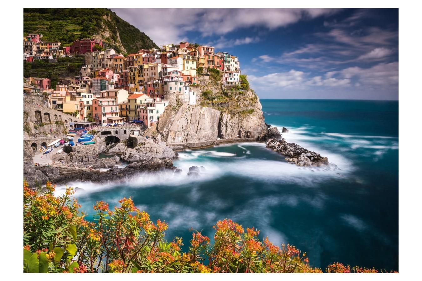 Puzzle Schmidt - Manorola, Cinque Terre, Italy, 500 piese (58363) imagine