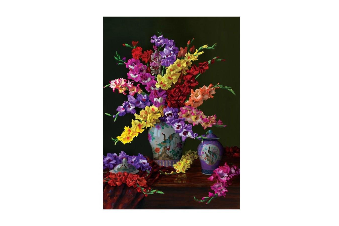 Puzzle Art Puzzle - Flowers and Colors, 1.000 piese (Art-Puzzle-4360) imagine