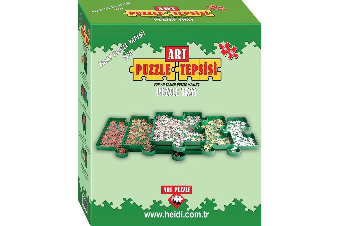 Puzzle Art Puzzle - Sort your Puzzle, 6 piese (Art-Puzzle-904) imagine