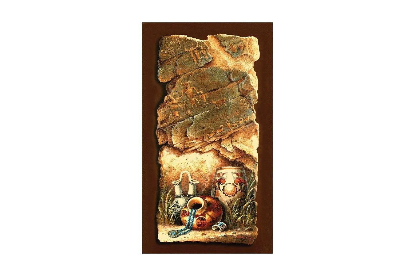 Puzzle panoramic Art Puzzle - James Lee: Water Jugs, 1.000 piese (Art-Puzzle-4423) imagine