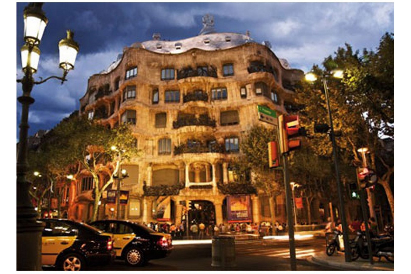 Puzzle D-Toys - Casa Mila, Barcelona, Spain, 500 piese (Dtoys-50328-AB32-(69313)) imagine