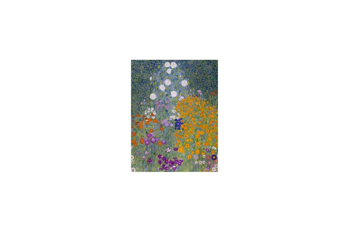 Puzzle D-Toys - Gustav Klimt: Farm Garden, 1.000 piese (Dtoys-66923-KL09-(74546)) imagine
