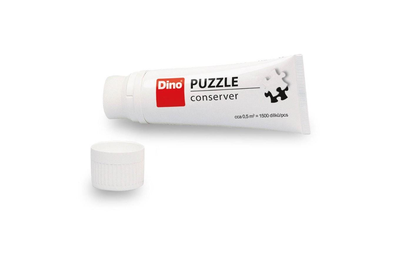 Lipici pentru puzzle Dino, 1500 piese imagine