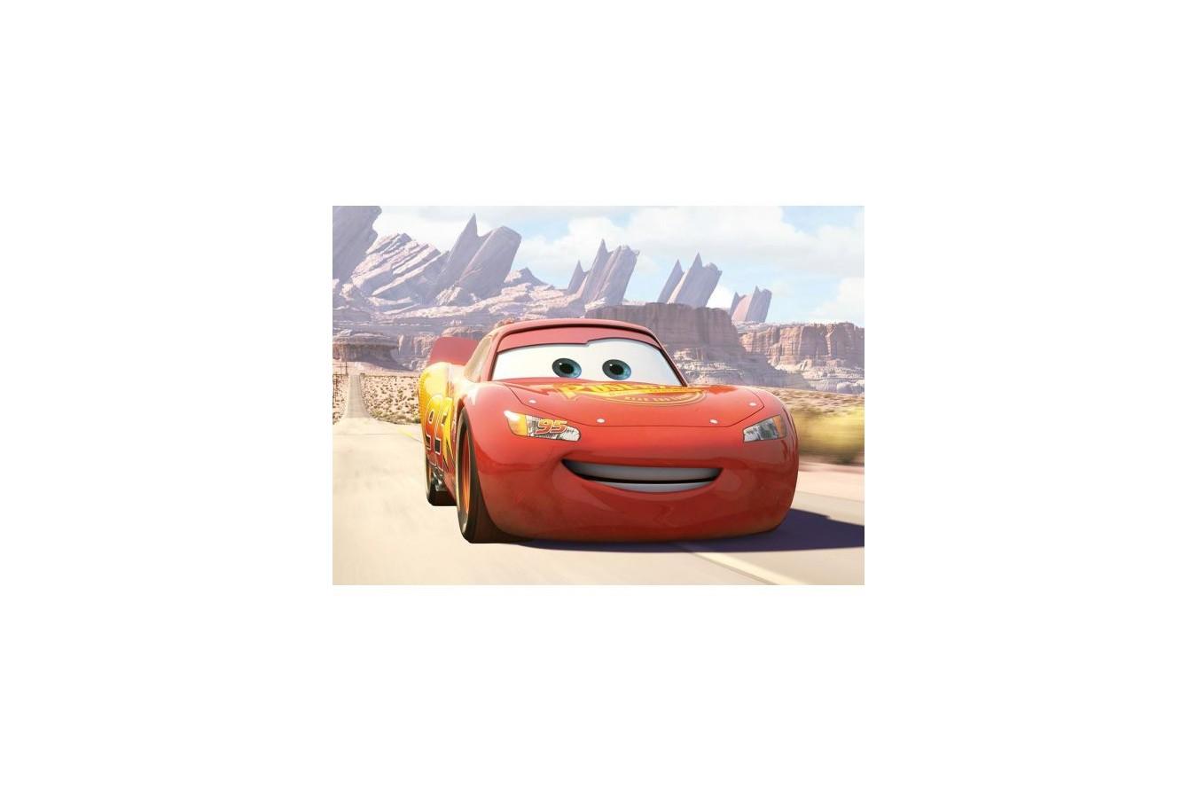 Puzzle de podea Ravensburger - Disney Cars - Leaving, 24 piese XXL (07071) imagine