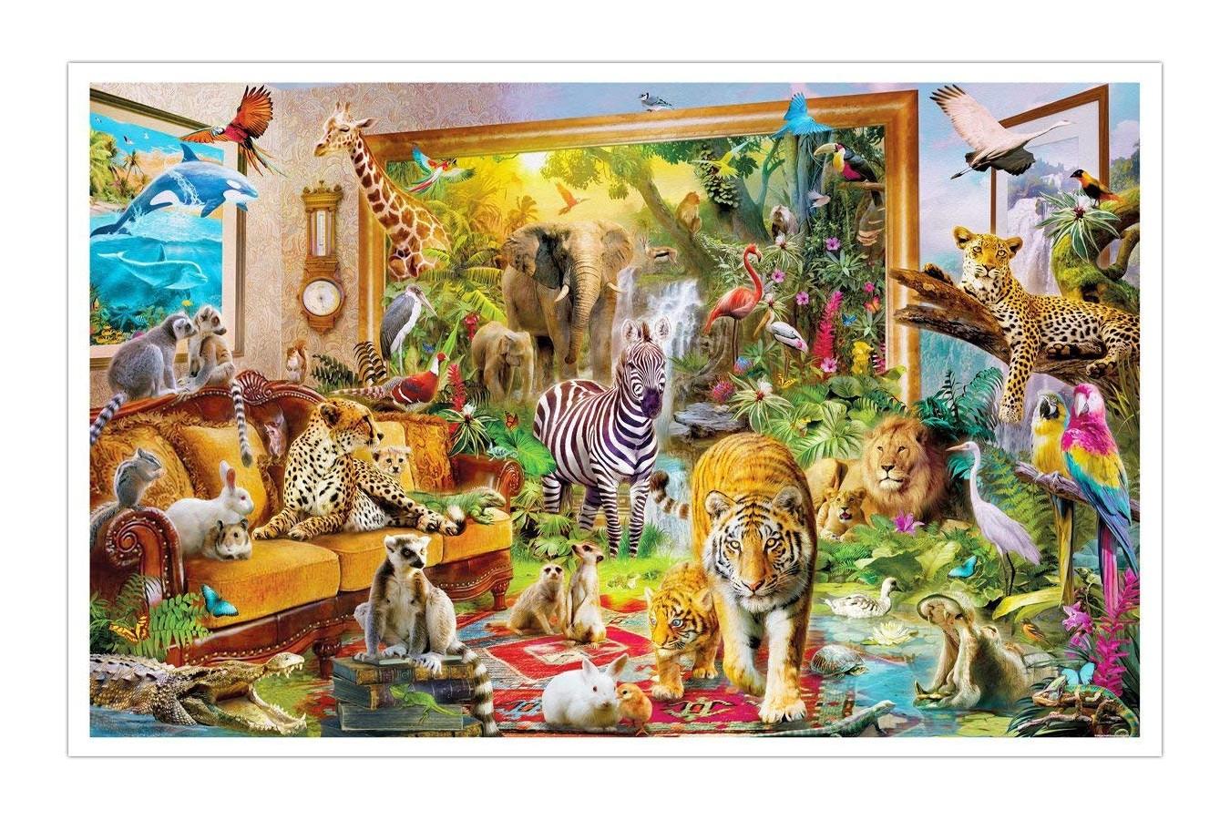 Puzzle din plastic Pintoo - Jan Patrik Krasny: Coming to Room, 4.000 piese (H1802) imagine