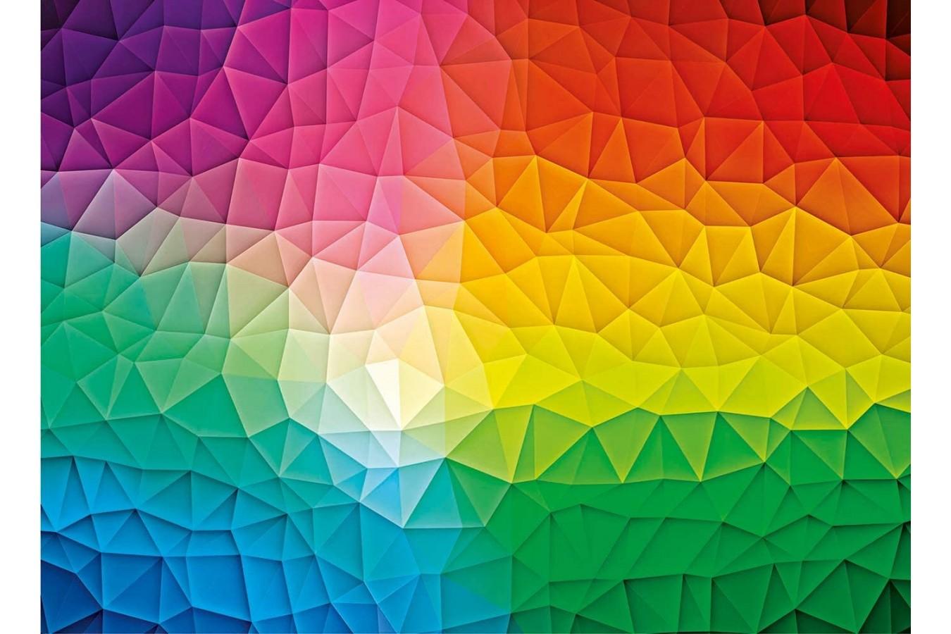 Puzzle Clementoni - Gradient, 1.000 piese (39521) imagine