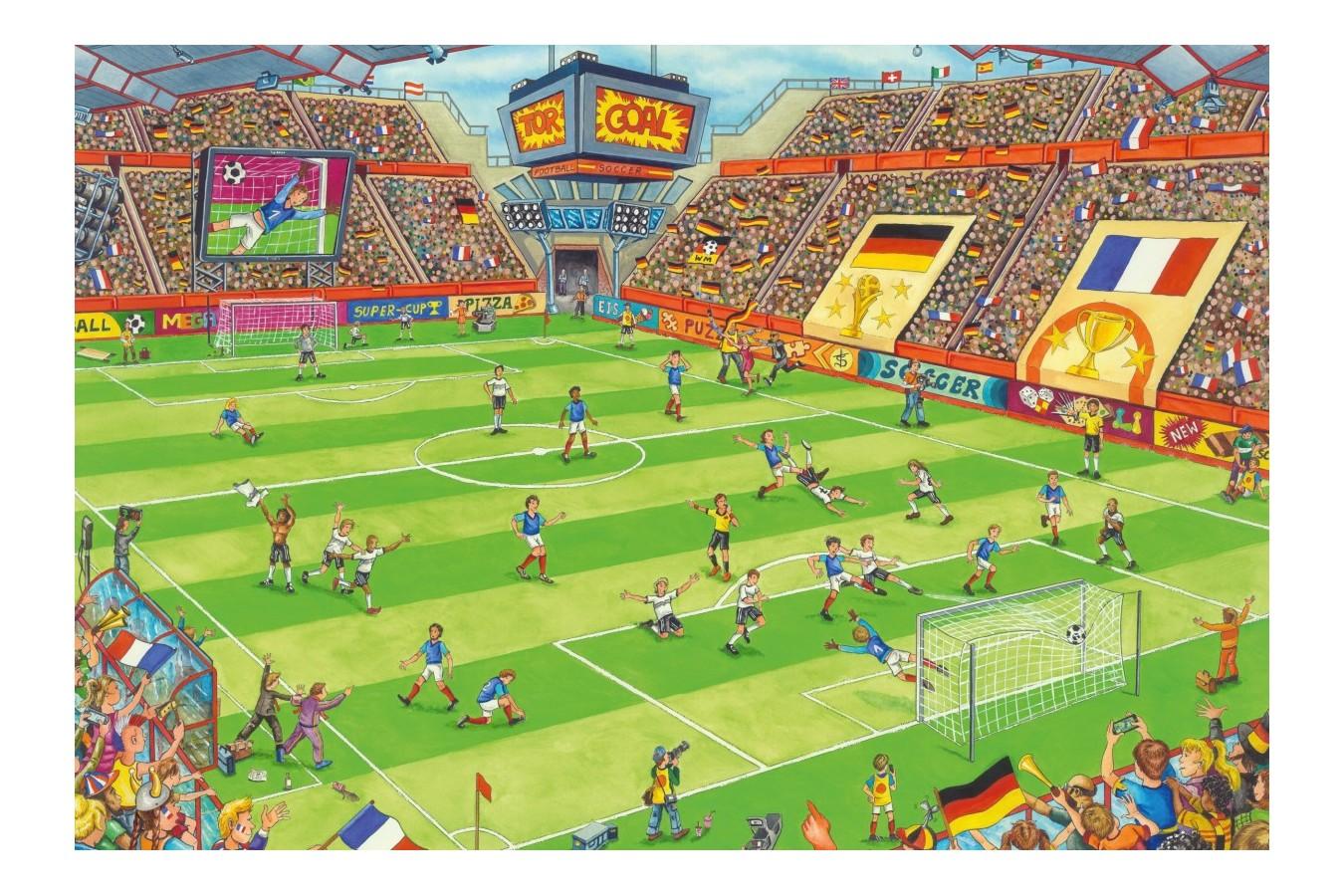 Puzzle Schmidt - Soccer Finals, 150 piese (56358) imagine