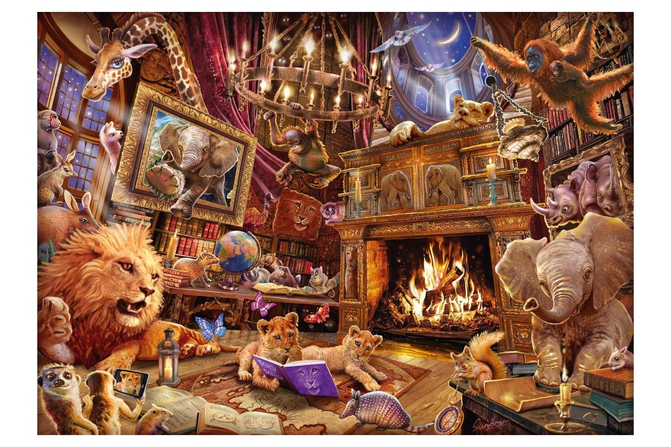 Puzzle Schmidt - Steve Sundram: Story Mania, 1.000 piese (59661) imagine