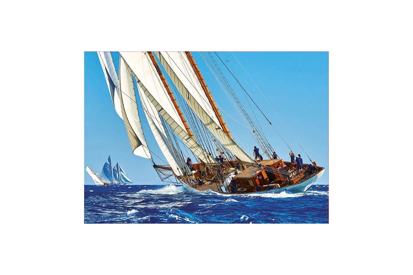 Puzzle Educa - Sailboat, 1.000 piese (18490)