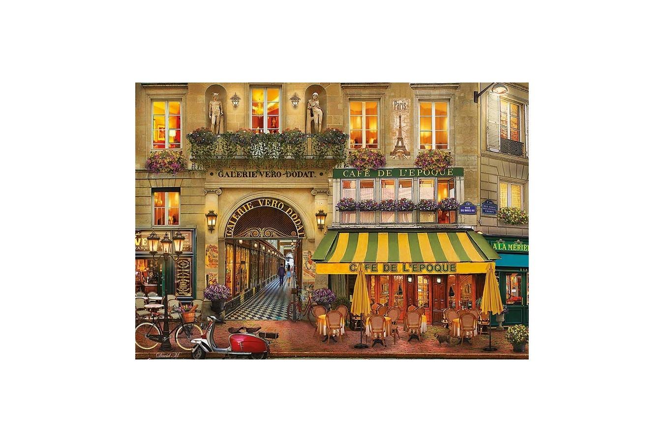 Puzzle Educa - Paris Gallery, 2.000 piese (18506)