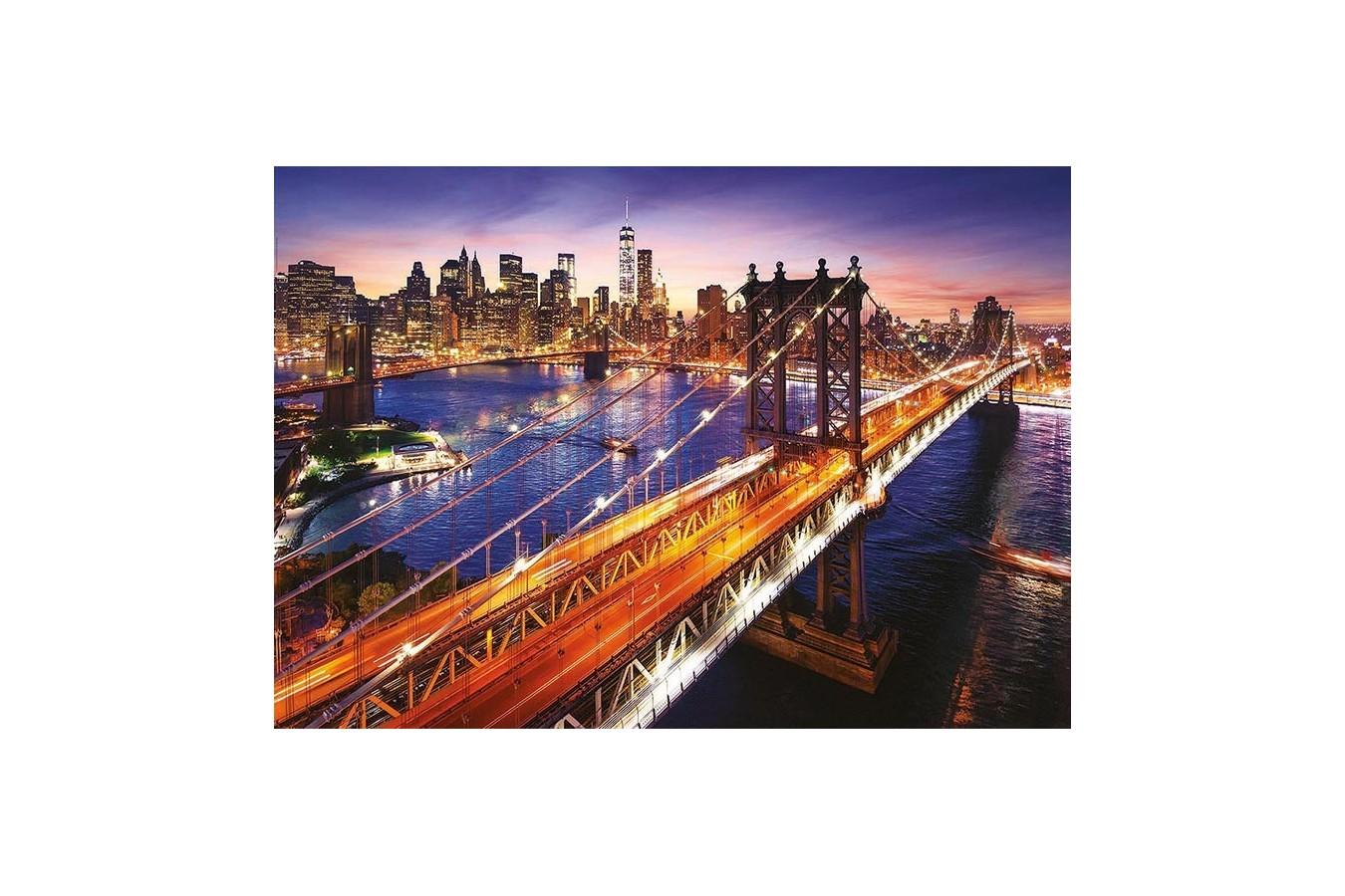 Puzzle Educa - Manhattan, 3.000 piese (18508)