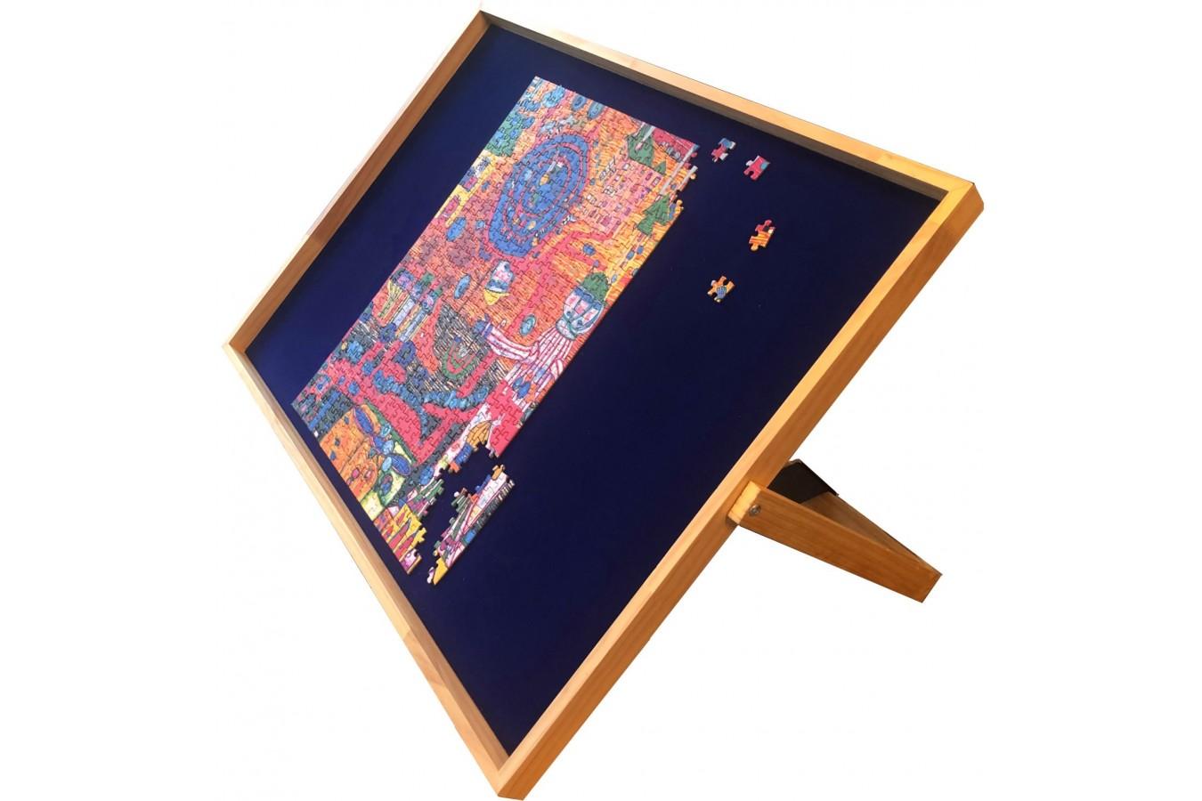 Masa pentru puzzle de 1500 piese imagine