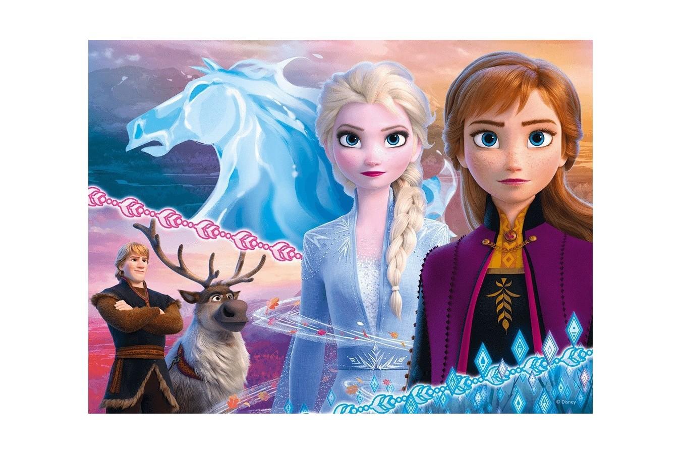 Puzzle Trefl - Frozen II, 30 piese (18253) imagine