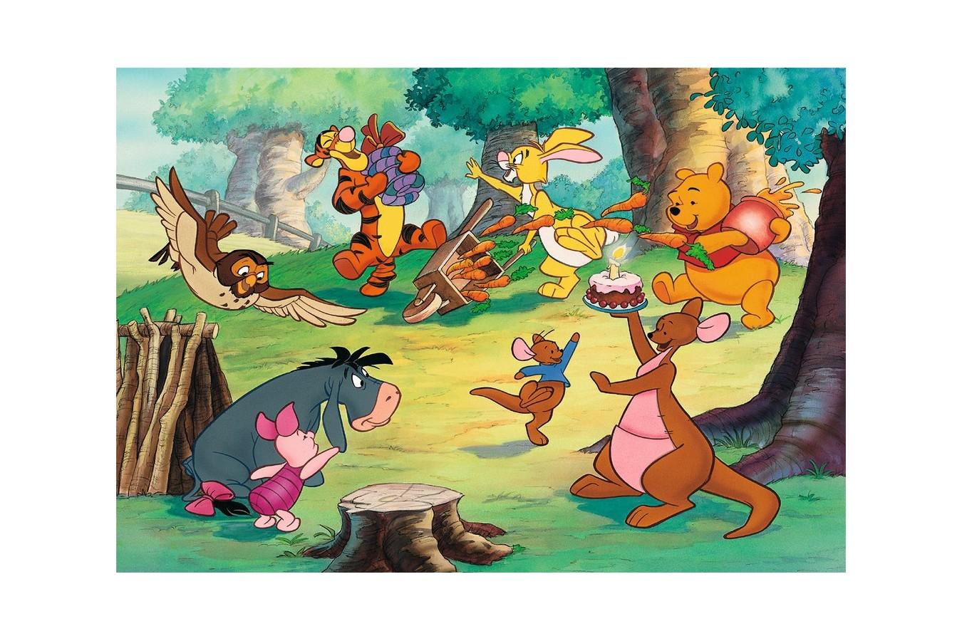 Puzzle Ravensburger - Winnie The Pooh, 2x24 piese (08856) imagine