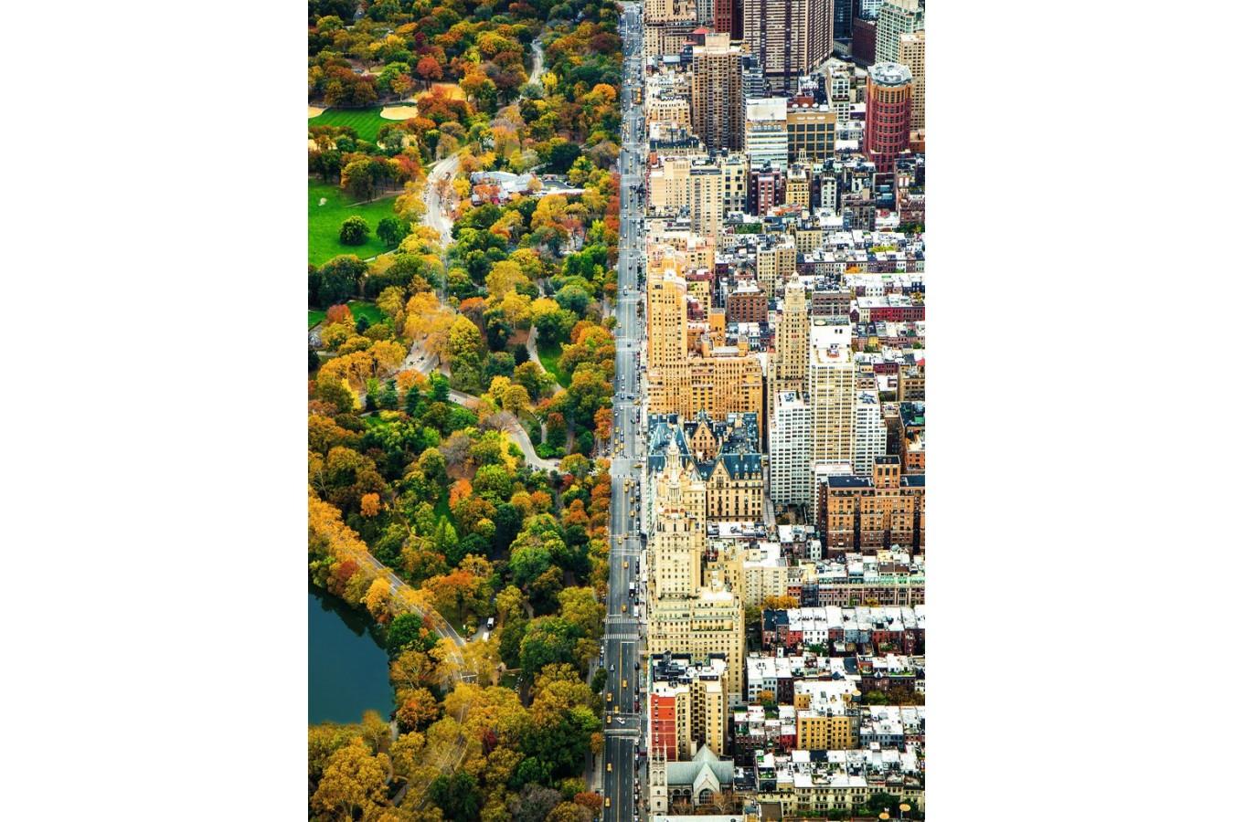 Puzzle Ravensburger - New York, 1500 Piese imagine