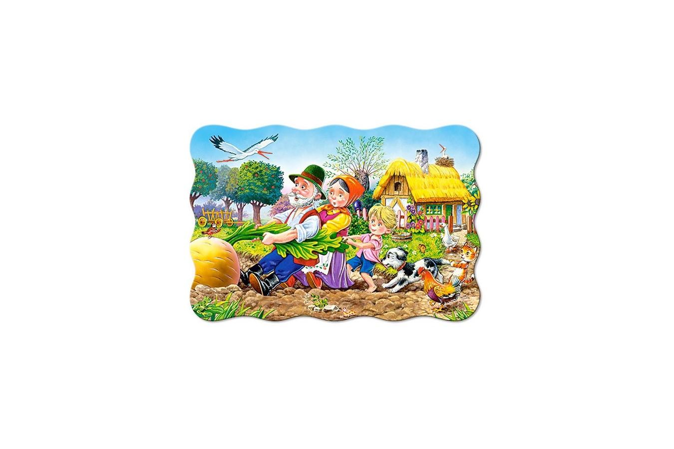 Puzzle Castorland Maxi - Big Turnip, 20 Piese imagine