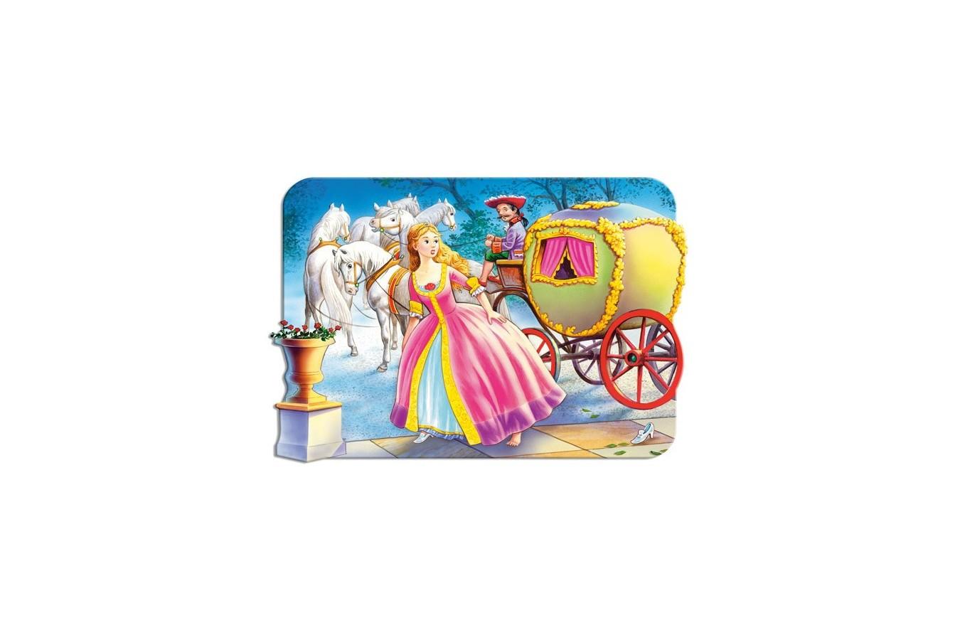 Puzzle Castorland - Cinderella, 30 Piese imagine