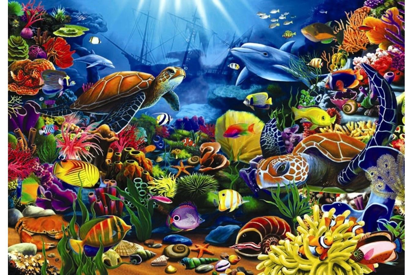 Puzzle Anatolian - Sea Of Beauty, 260 piese (3312) imagine