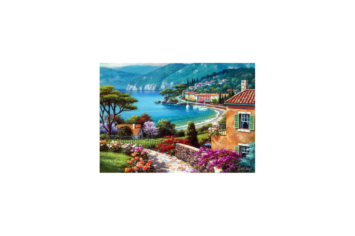 Puzzle Anatolian - Lakeside, 1500 piese (4547) imagine