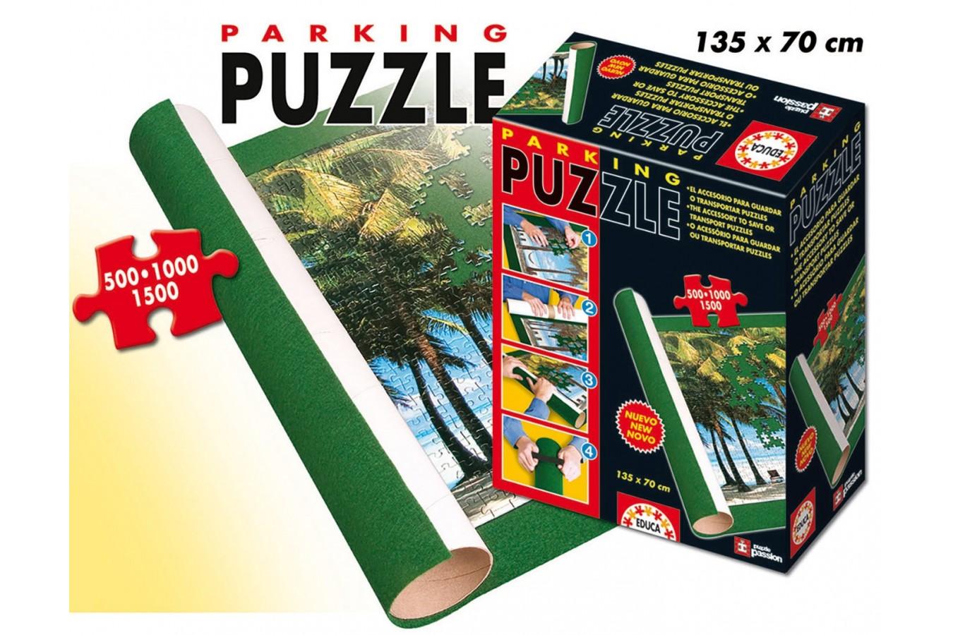 Puzzle Educa - Suport pentru rulat puzzle Educa, 1 piese (13390) imagine