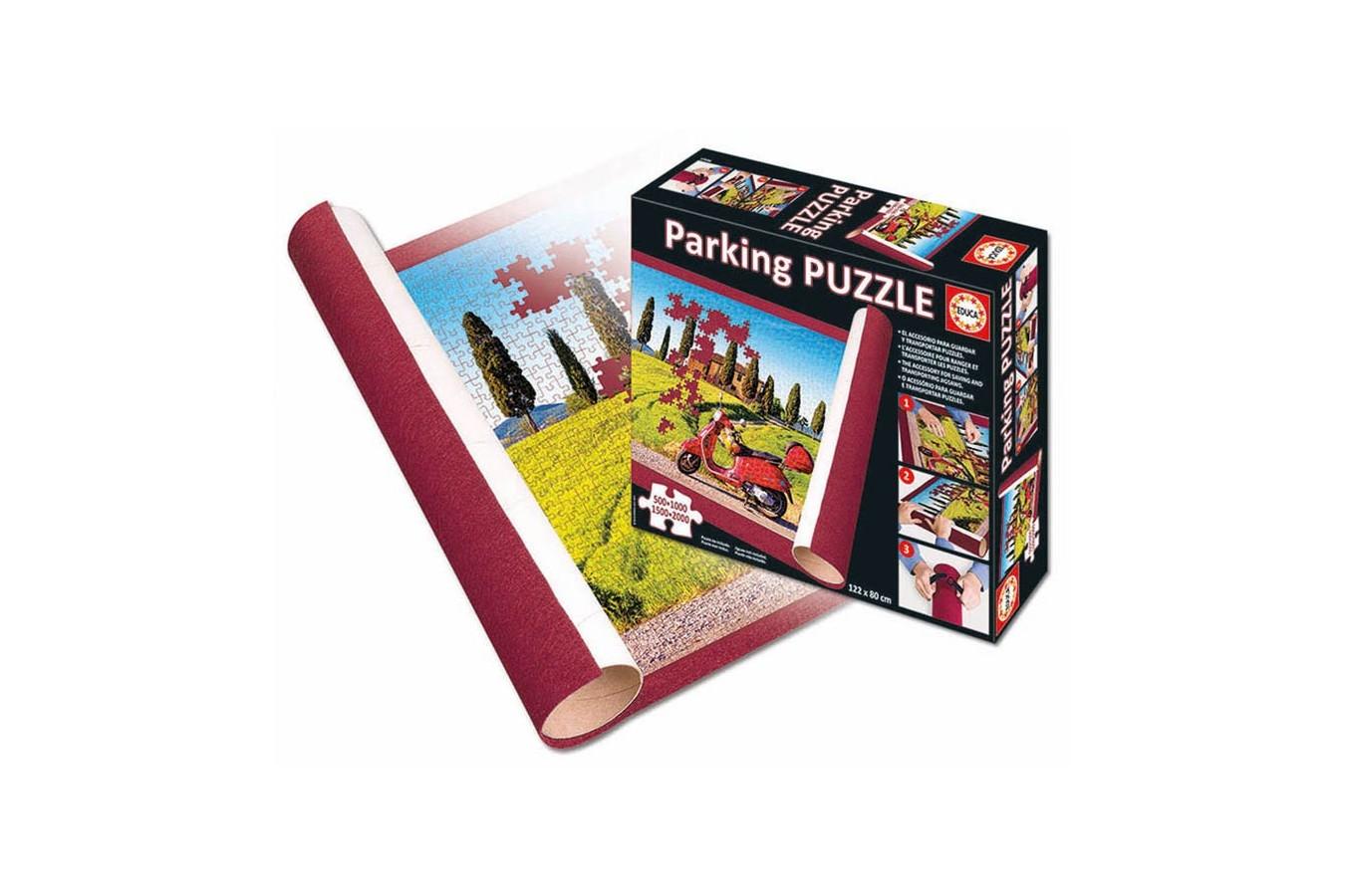 Puzzle Educa - Suport pentru rulat puzzle Educa, 1 piese (17194) imagine
