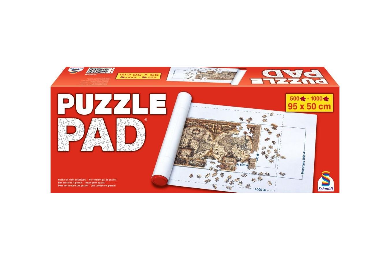 Suport rulat puzzle Schmidt pana la 1.000 piese imagine