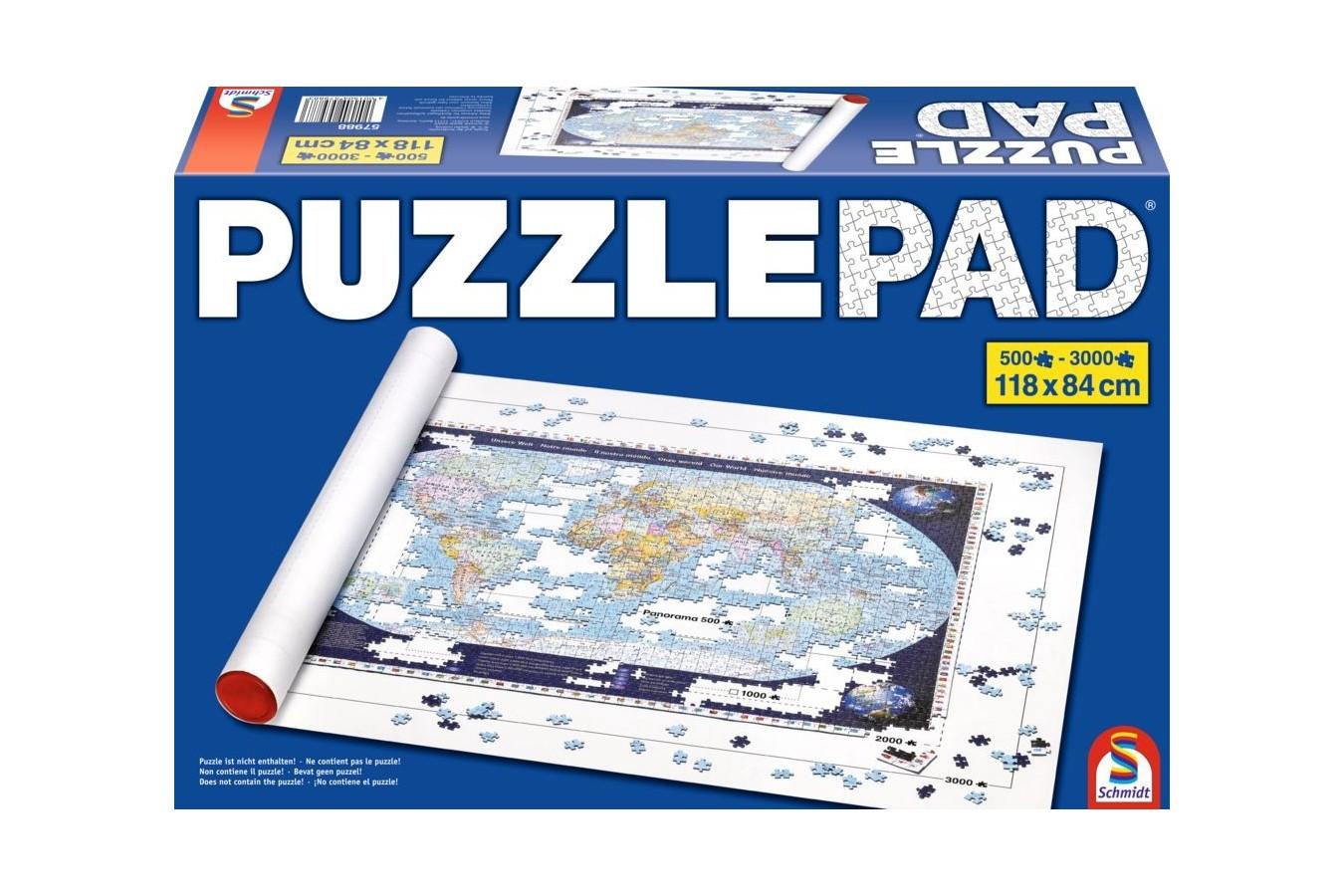 Suport rulat puzzle Schmidt pana la 3.000 piese imagine