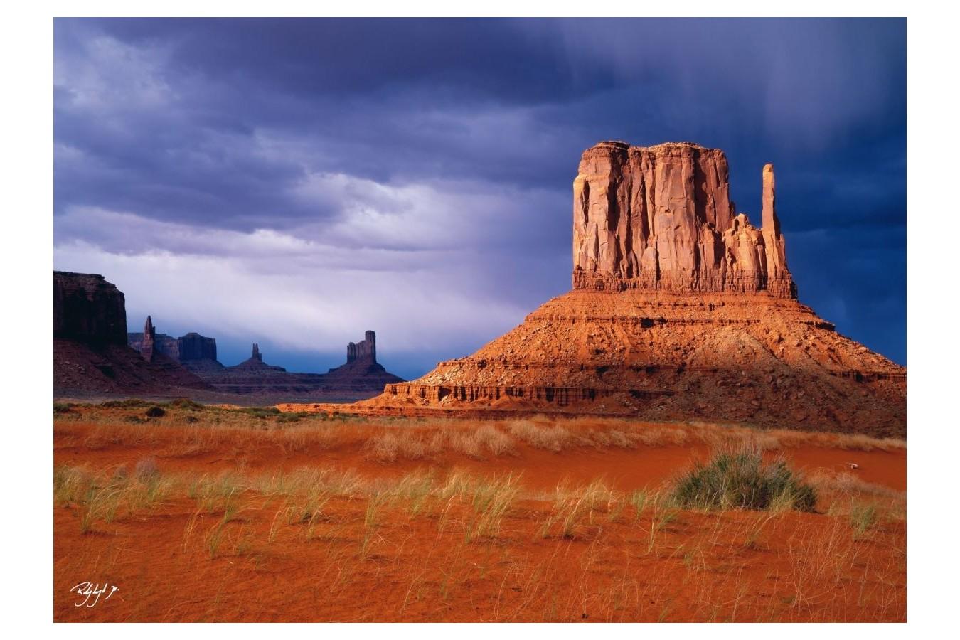 Puzzle Schmidt - Rodney Lough: Left Handed - Rezervatia Indiana Navajo, Arizona, 1.000 piese (59388) imagine
