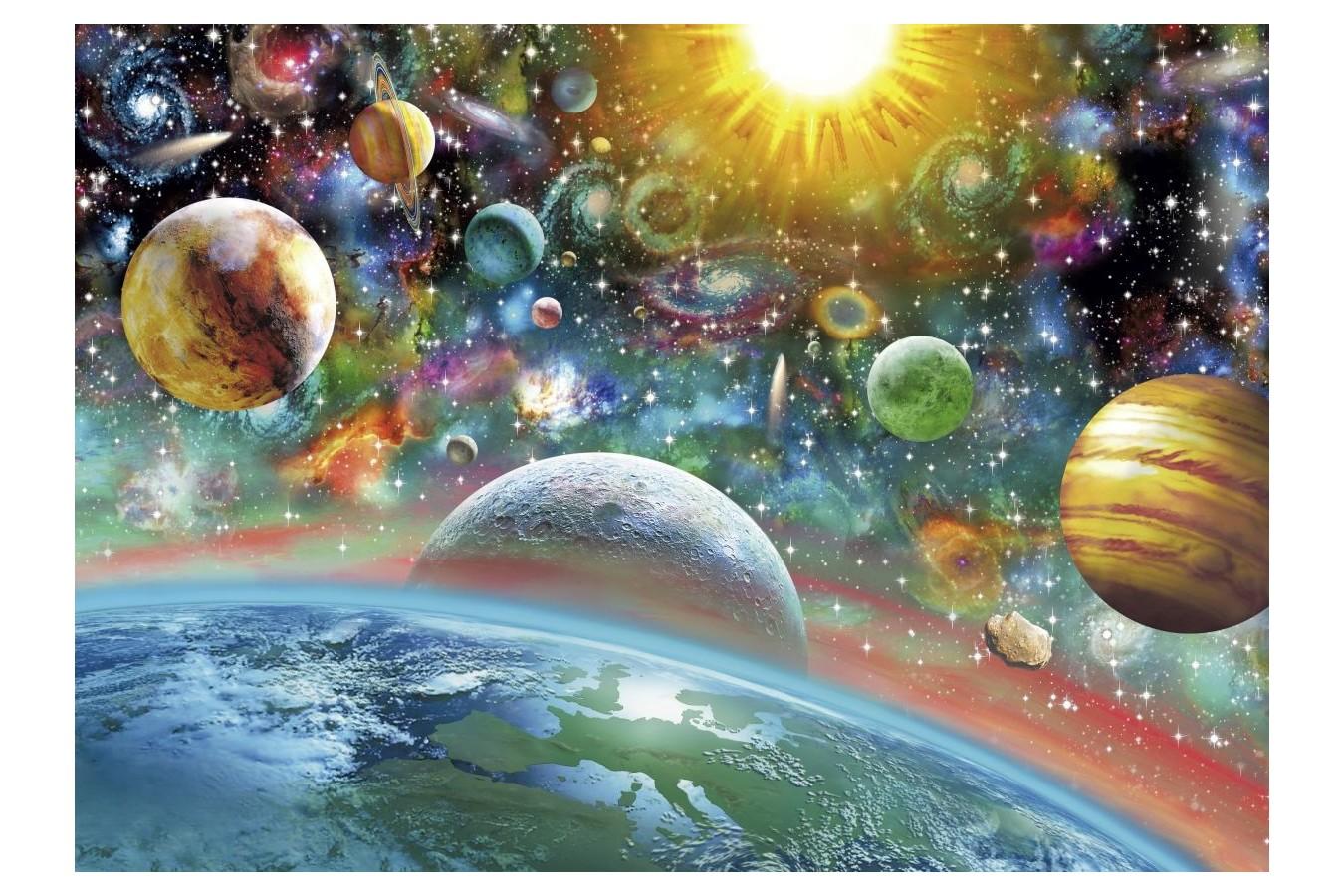 Puzzle Schmidt - Spatiul cosmic, 1.000 piese (58176)