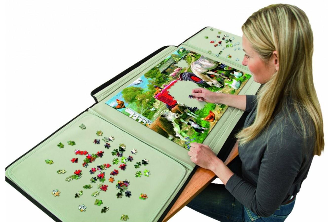 Covor pentru puzzle Jumbo, 1.500 piese (10806) imagine