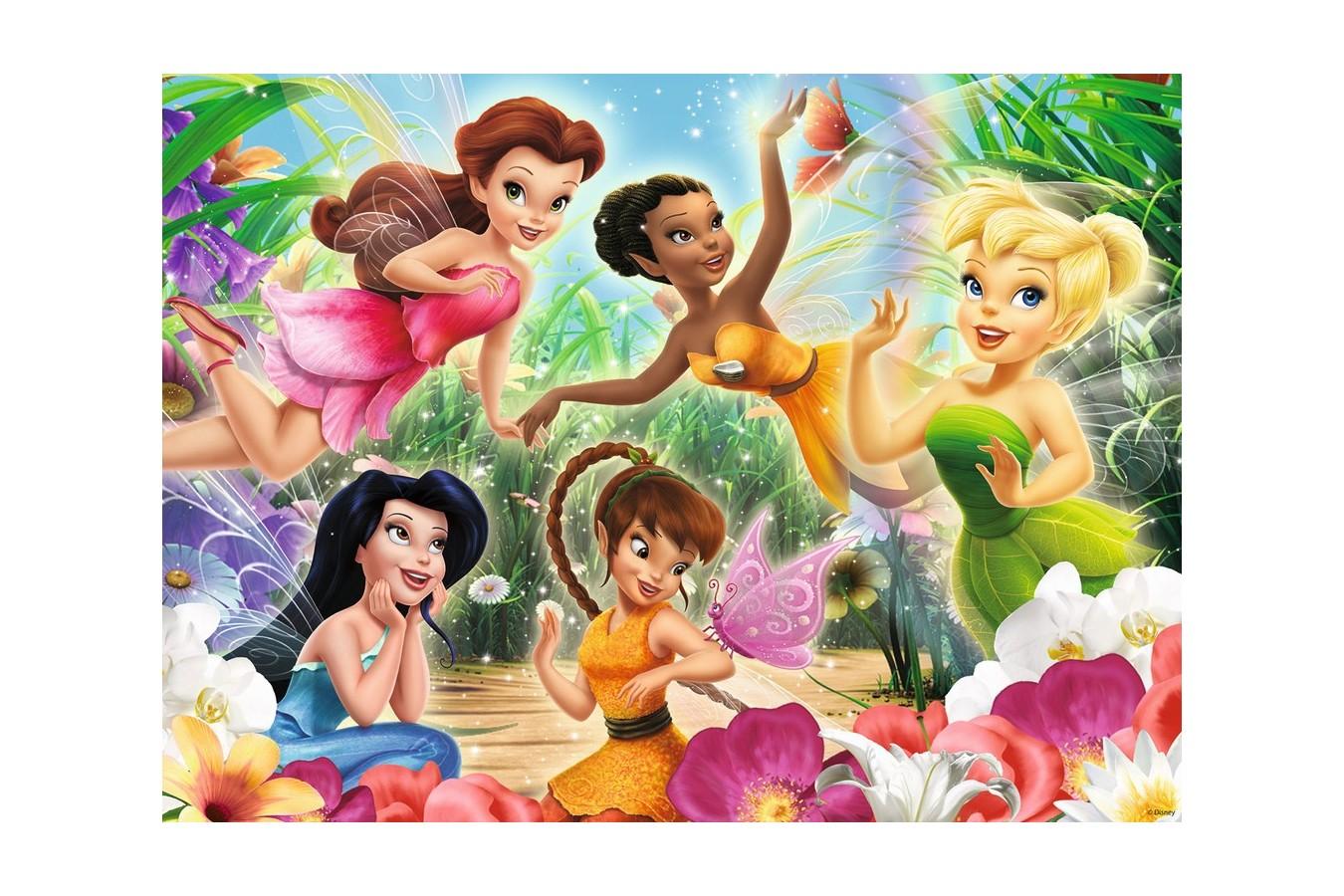 Puzzle Ravensburger - Zanele Disney, 100 piese (10972) imagine