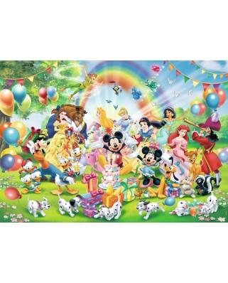 Puzzle Ravensburger - Ziua De Nastere A Lui Mickey, 1.000 piese (19019)