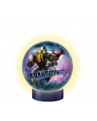 Puzzle 3D Ravensburger - Avengers, 72 piese, cu LED (11756)
