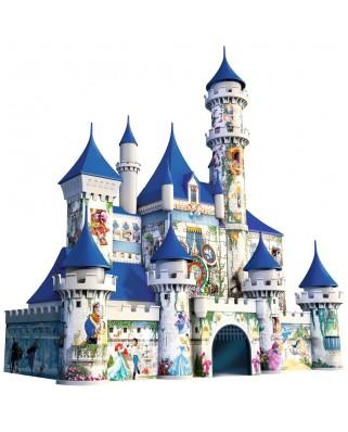 Puzzle 3D Ravensburger - Disney Castle, 216 piese (12587)