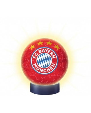 Puzzle 3D Ravensburger - FC Bayern, 72 piese (12177)