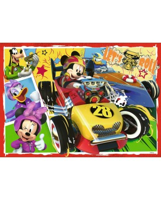 Puzzle de podea Ravensburger - Mickey, 24 piese XXL (05331)