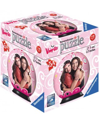 Puzzle glob Ravensburger - Chica Vampiro, 54 piese (79784-03)