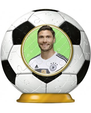Puzzle glob Ravensburger - Jonas Hector, 54 piese (11929)