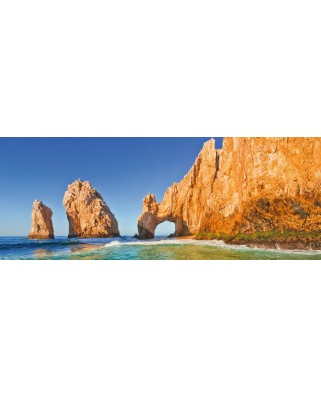 Puzzle panoramic Ravensburger - Los Cabos, 1.000 piese (15076)