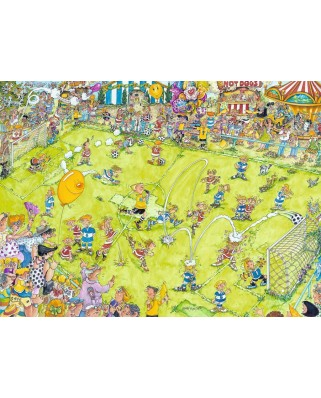 Puzzle Ravensburger - At the Football Game, 500 piese (14786)