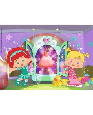 Puzzle Ravensburger - Chloe, 2x24 piese (09060)