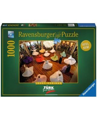 Puzzle Ravensburger - Dancin Dervish, 1.000 piese (19331)