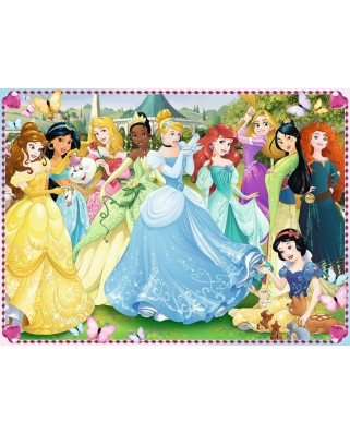 Puzzle Ravensburger - Disney Princess, 100 piese XXL (10938)