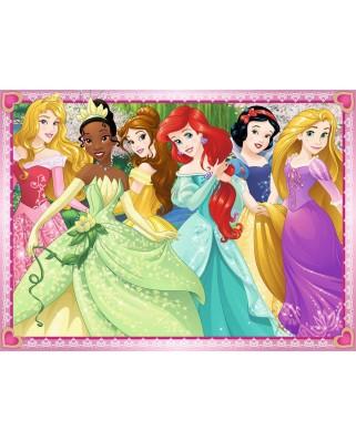 Puzzle Ravensburger - Disney Princess, 200 piese XXL (12745)