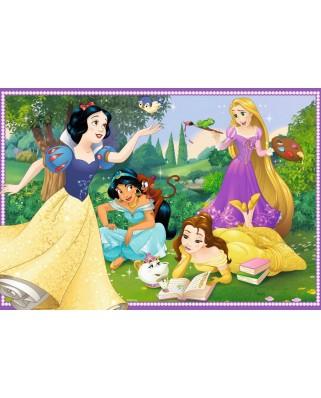 Puzzle Ravensburger - Disney Princess, 2x12 piese (07620)