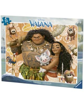 Puzzle Ravensburger - Disney Vaiana, 35 piese (06156)