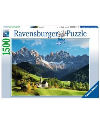 Puzzle Ravensburger - Dolomites, Italy, 1500 piese (16269)