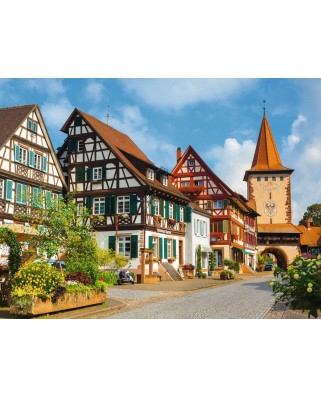 Puzzle Ravensburger - Gengenbach im Kinzigtal, 500 piese XXL (13686)