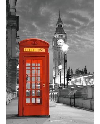 Puzzle Ravensburger - London, 1.000 piese (19475)