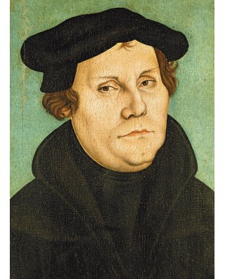 Puzzle Ravensburger - Martin Luther Portrait, 300 piese (13954)
